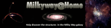 MilkyWay@home logo